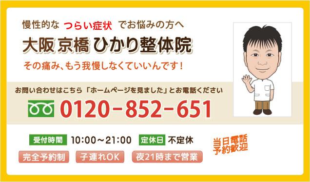 電話番号 0120-852-651